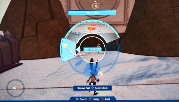 Magic wand disney infinity